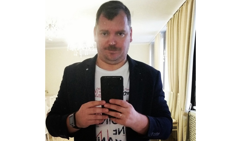 Актёр Андрей Дмитриченко против хайпа, наглости и вранья. Фото из соцсетей