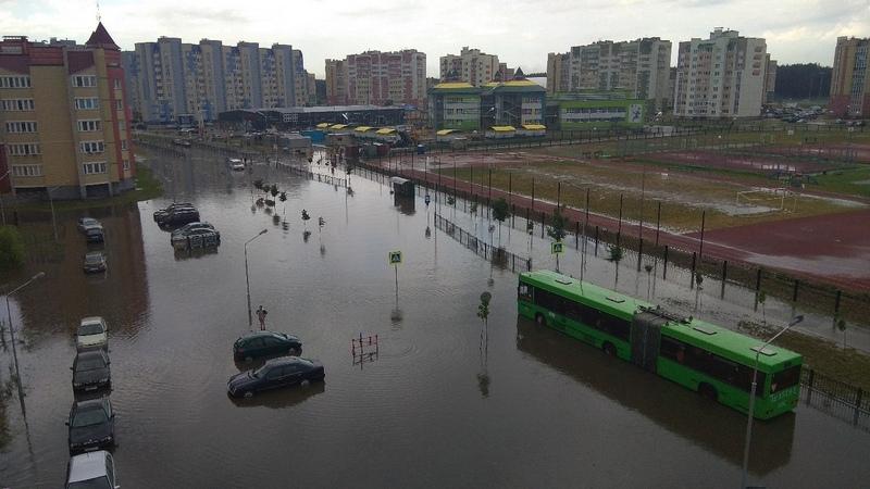 фото zello «Пинск ГАИ»: улица Шапошника