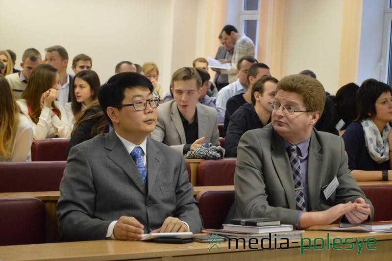 В комиссии экспертов  присутствовал представитель китайской инвесткомпании