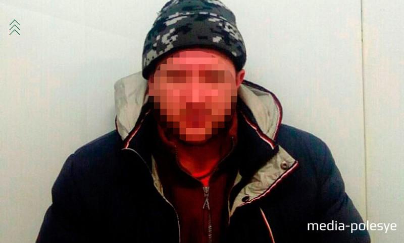 Украинский охотник-нарушитель