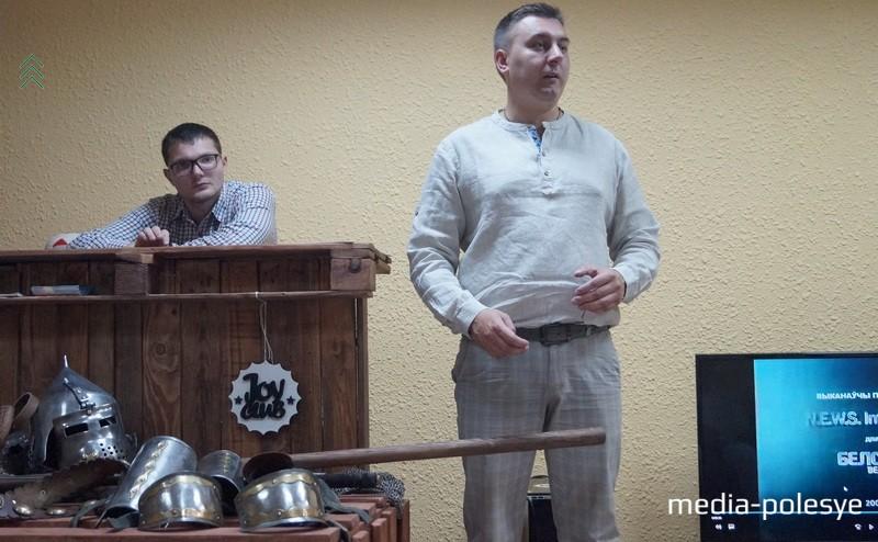 Юрий Бушик: «Давайте вместе проведём юбилей битвы под Грюнвальдом»