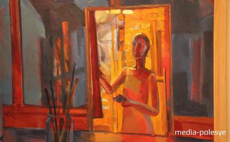 Фрагмент картины белорусской художницы Марии Кошелевой
