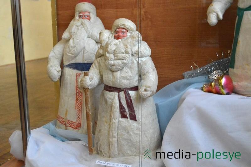Деды Морозы страны Советов