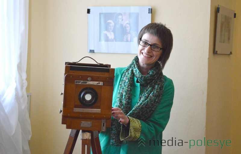 Специально для праздника в музее была открыта выставка ретро-фотоаппаратов