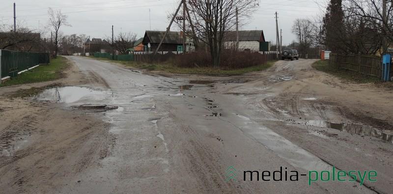 Вот такая улица Грибоедова