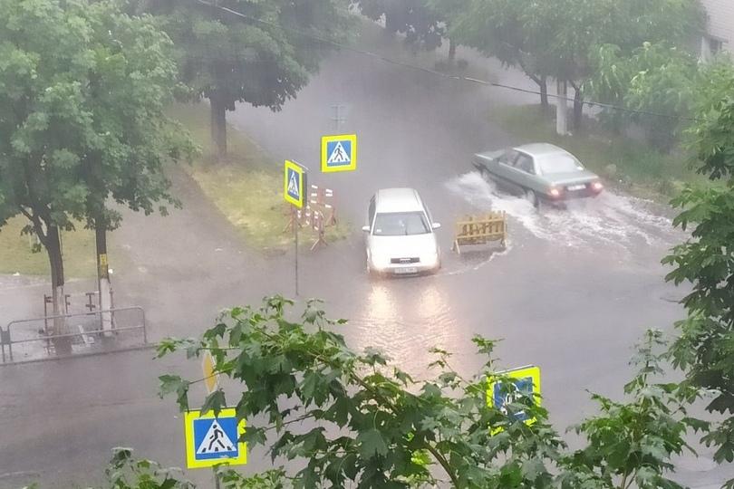Фото zello «Пинск ГАИ»:  улица Кирова