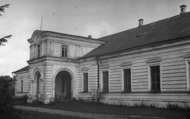 Усадьба Скирмунтов «Альбрехтово», 1927