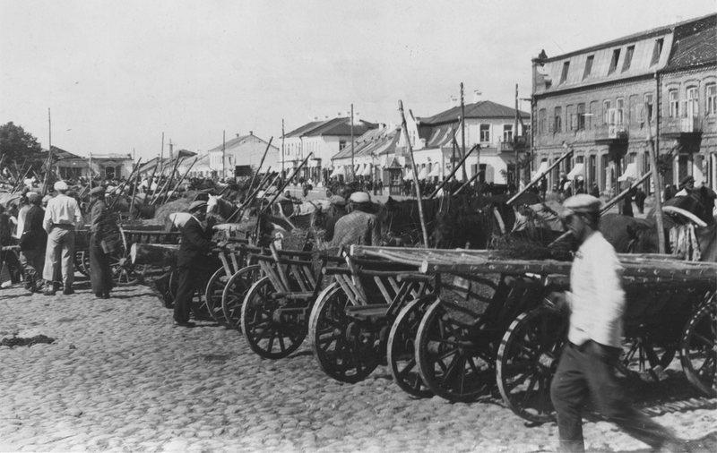 Рыночная площадь, 1930–1945