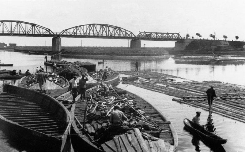 Лесосплав, 31 августа 1938