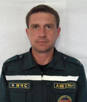 Дмитрий Липский. Призвание - спасать людей