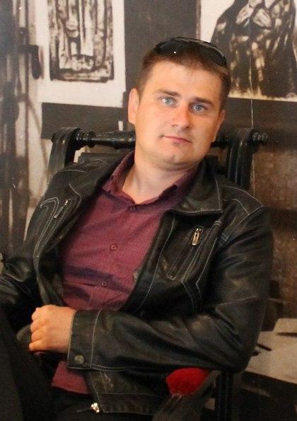 Алексей Завадский. Фото со страницы пользователя в соцсетях