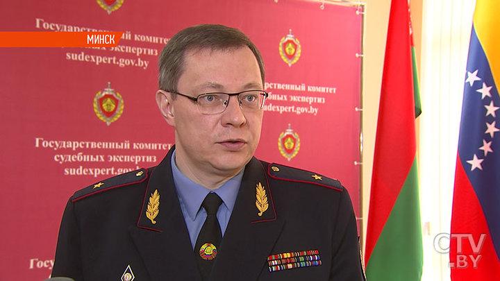Андрей Швед. Скриншот видео ctv.by
