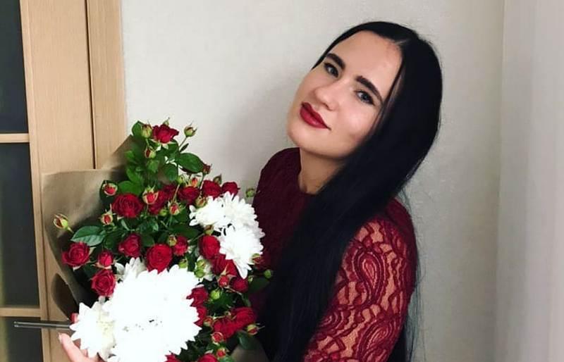 Анна Ефимова. Фото со странички в Instagram