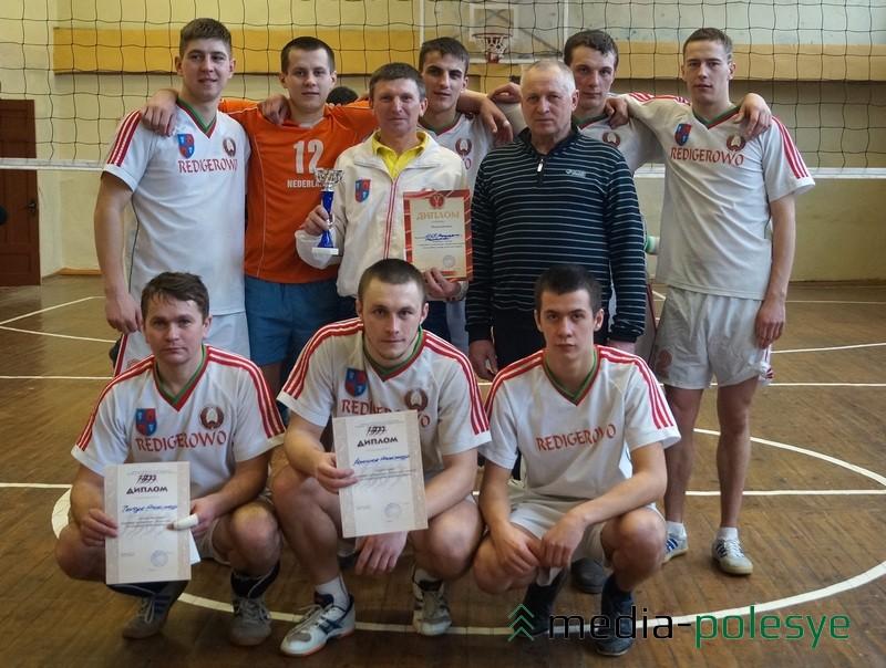 Чемпион Лунинецкого района 2016 - команда =Редигерово=