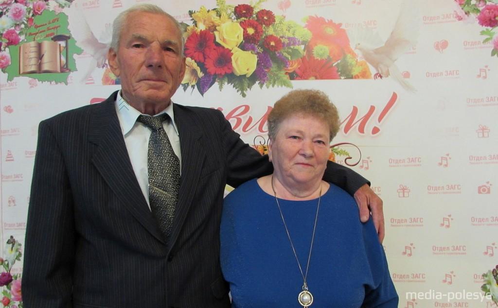 Цудило Мария Павловна и Пётр Петрович