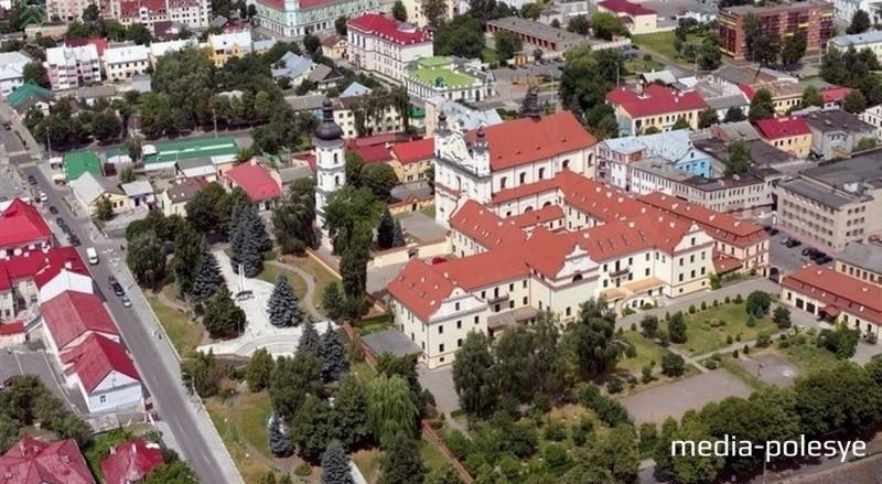 Комплекс францисканцев в Пинске