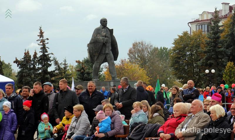 Ленин и зрители