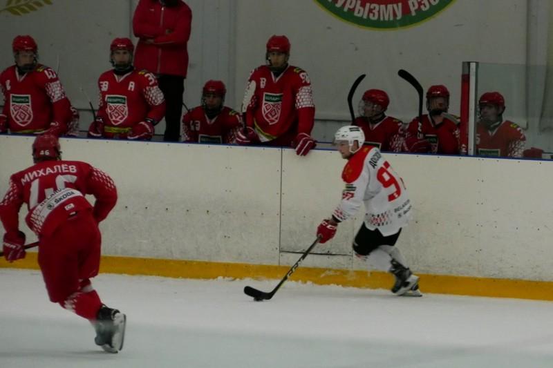 Денис Донской. Фото с сайта hockey.by