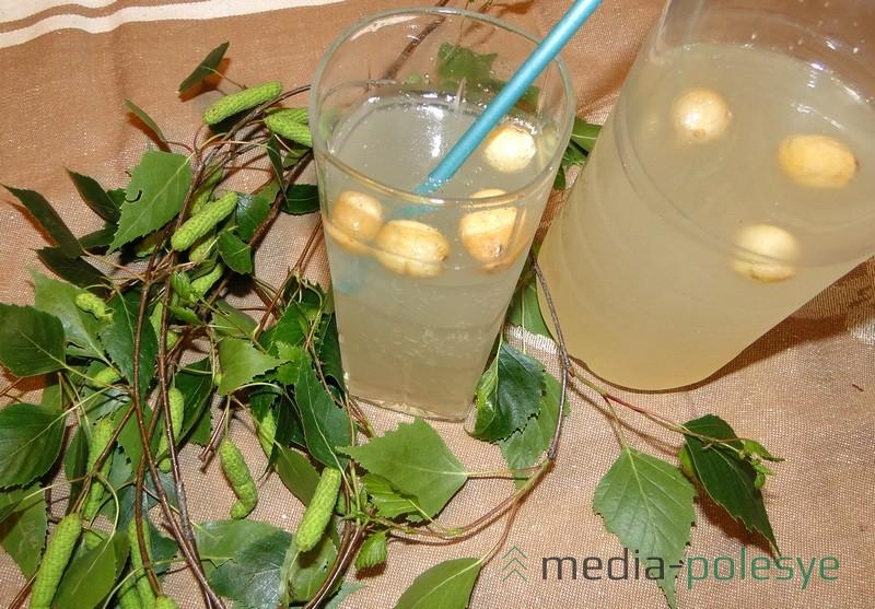 Бесподобный напиток готов и в летний день и в жаркий зной