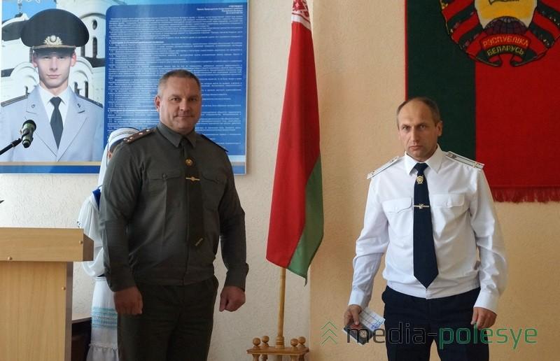 Юбилейной медалью наградили Александра Горюнова