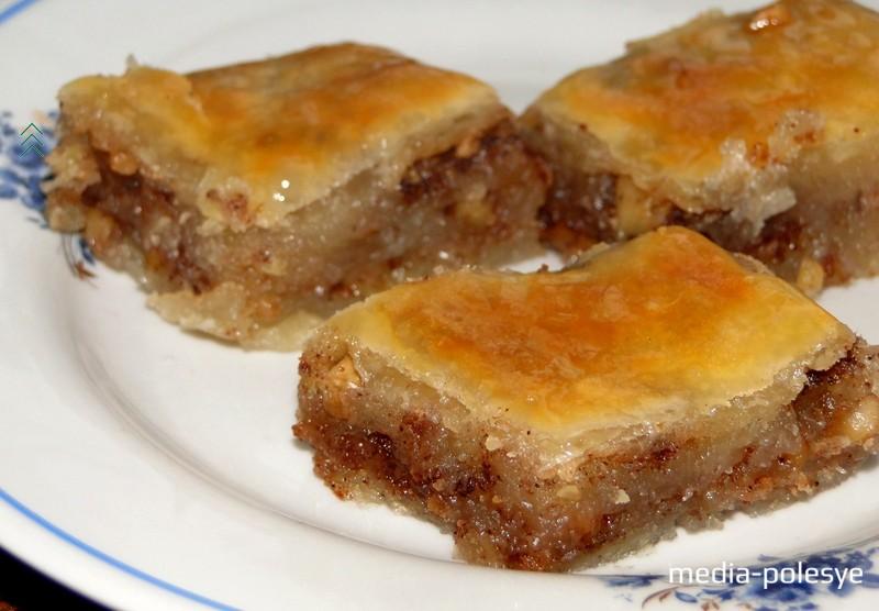 Твои друзья наверняка придут в восторг от этой восточной сладости, поделись с ними рецептом!