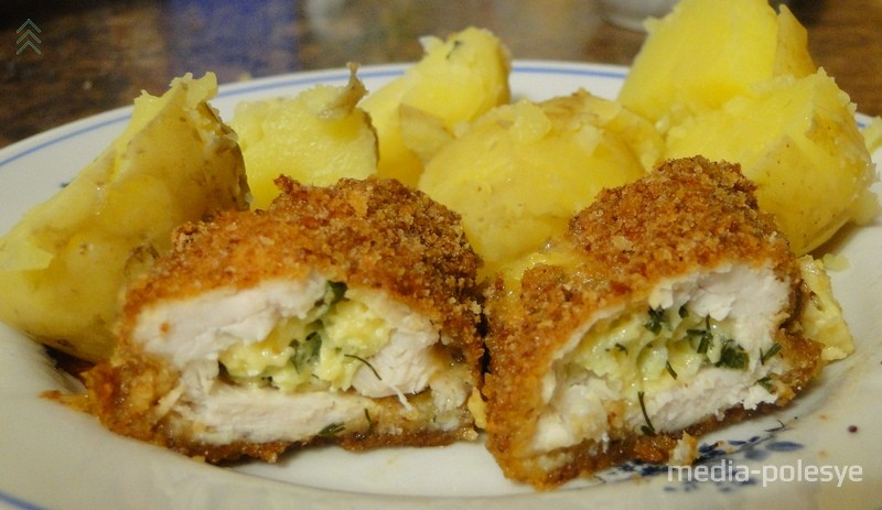 Куриная закуска «Камыши» готова! Приятного аппетита!