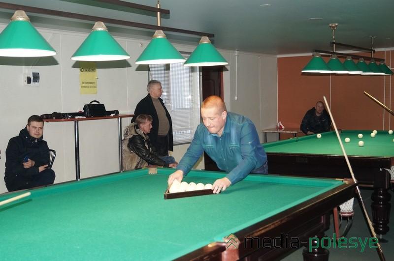 Андрей Лукашевич на этот раз стал четвёртым