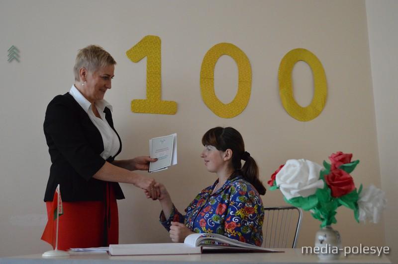 Татьяна Цед из Вульки-2 родила второго ребёнка, мальчика решили назвать Евгений
