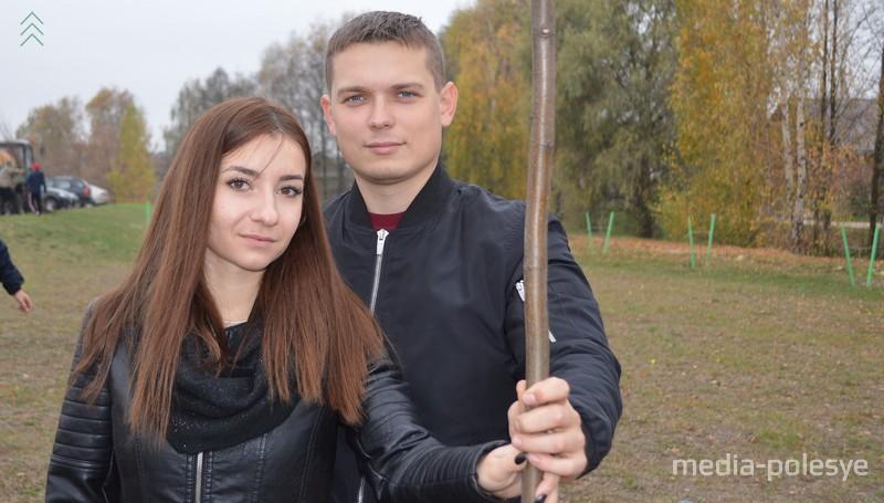 Кристина и Андрей Сысовы
