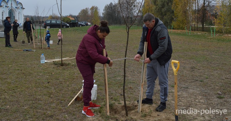 Ольга и Александр Мороз
