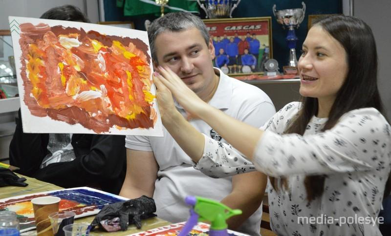Творчество Владимира Головченко также получило комментарий специалиста