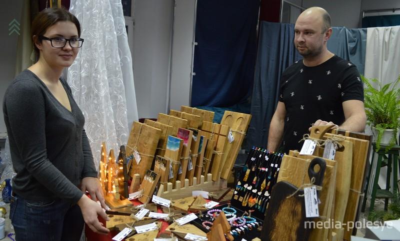 Анастасия и Борис Кураповы