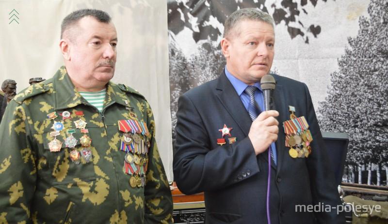 О погибших в Афганистане вспоминает Николай Ковалец