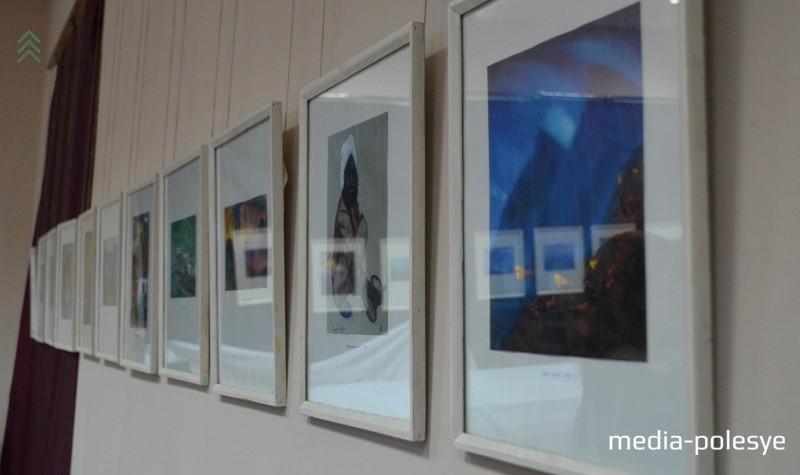 На выставке представлено порядка 50 репродукций картин