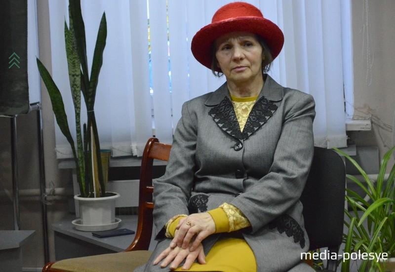 Анастасия Протосавицкая