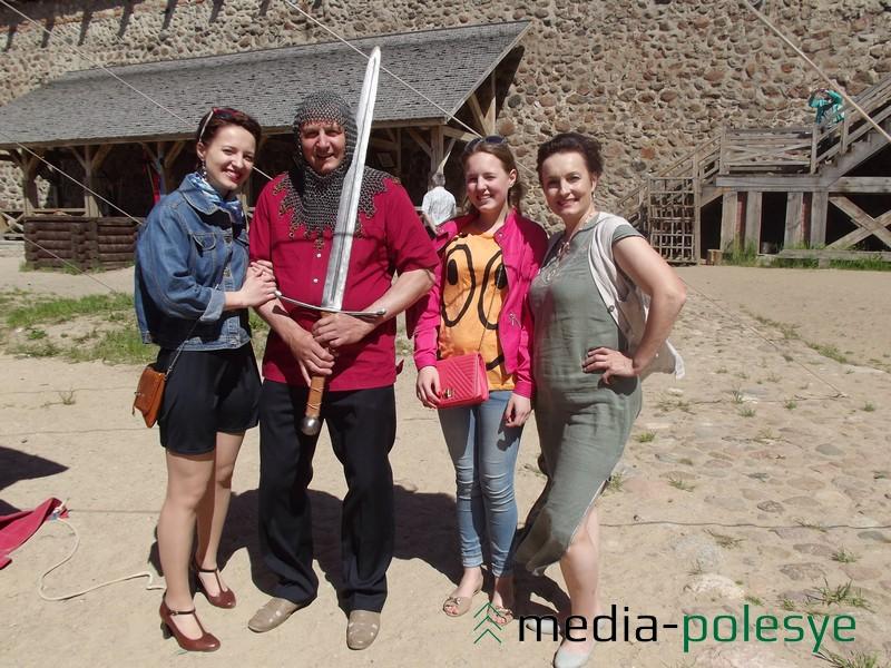 Экскурсия по древнему замку - расслабление после концерта