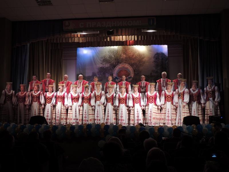 Хор «Крыніца» Столинского ГДК