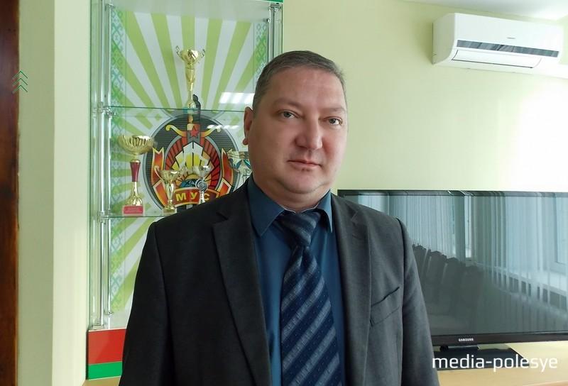 Юрий Евгеньевич Лемешевский, фото из архива МП