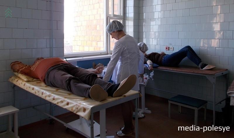 У кого-то кроводача длится 10 минут, кто-то сдаёт кровь порядка часа