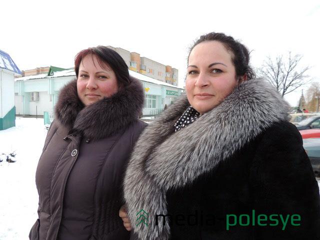 Елена и Алина