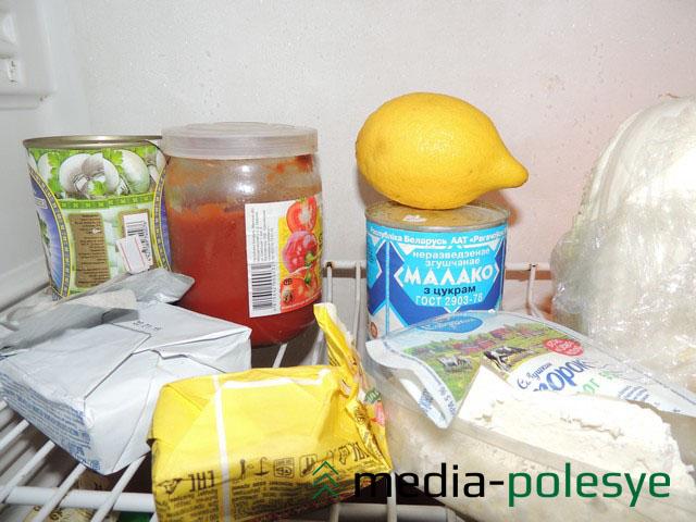 То, что осталось на полке холодильника к концу недели