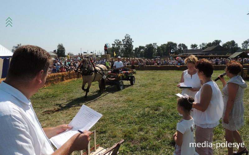 Моменты фестиваля в Ремле. Фото из архива Медиа-Полесья