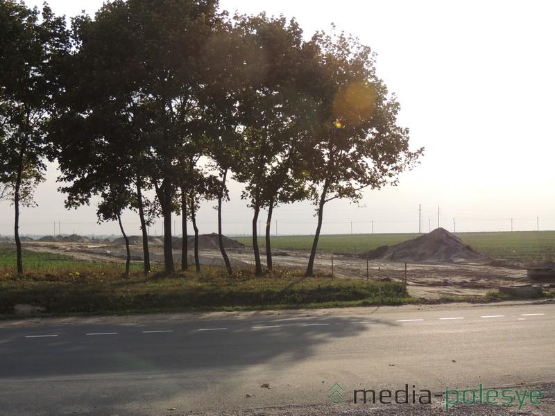Дорога позволит жителям строящегося квартала удобнее и быстрее по времени добираться к своим домам