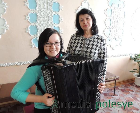 Татьяна Бабич и Татьяна Алексеевна Гнедько