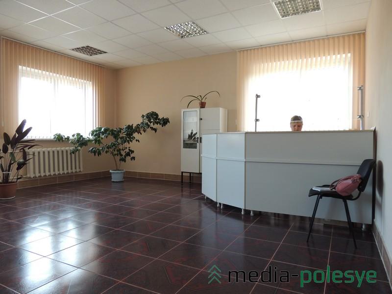 Новый пост терапевтического отделения больницы