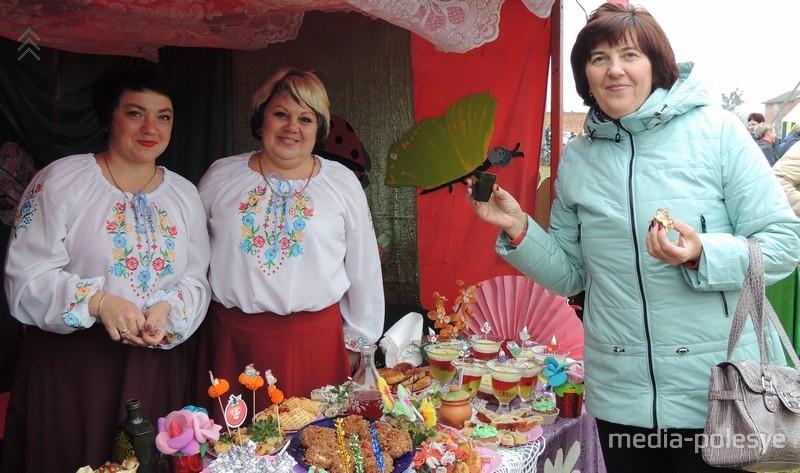 Блюда хозяек Речицкого сельисполкома признаны самыми интересными на «Фестивале клюквы»