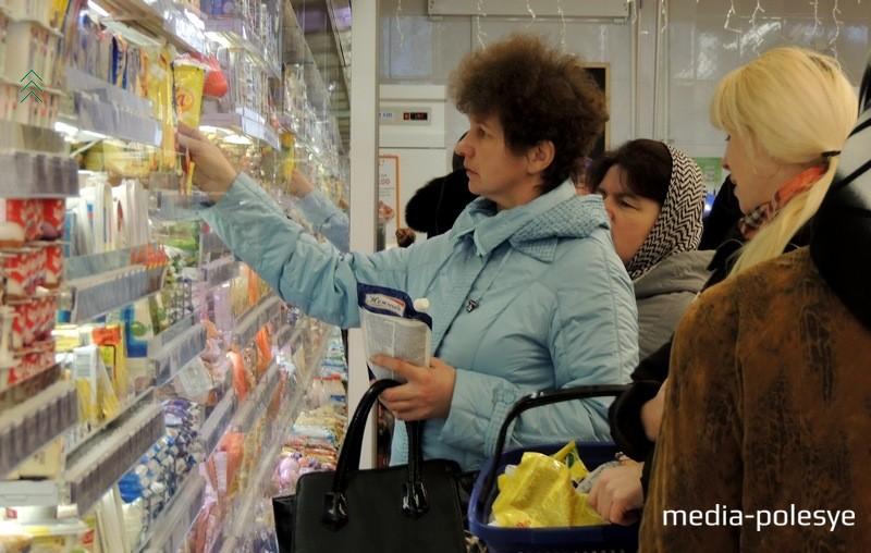 Любимые товары мигом оказываются в корзинах покупателей