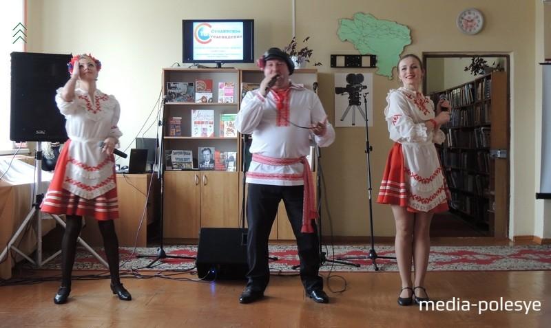Таццяна Цупа, Руслан Храпіцкі і Таццяна Кулак