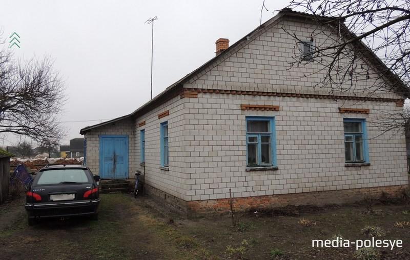 Дом Васюхневичей