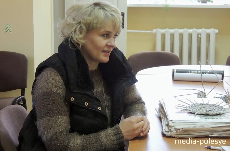 Заведующая отделением Светлана Обловацкая рассказывает, чем будет жить отделение
